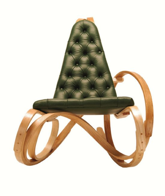 Rocking Chair par Tom Raffiel