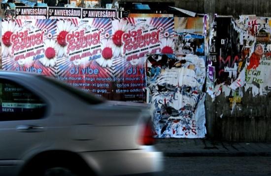 Alexandre Farto - Artiste de rue