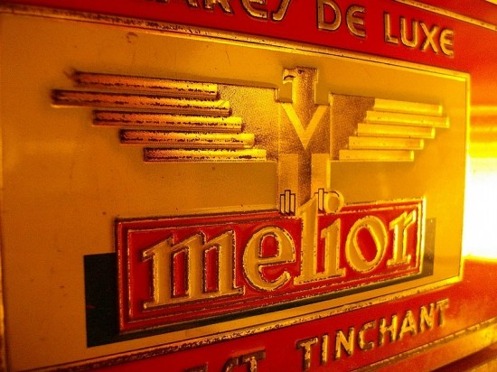 Boîte de cigares Melior