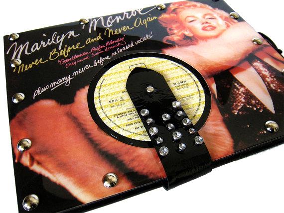 """Etui ou housse pour ipad """"Marilyn Monroe"""""""
