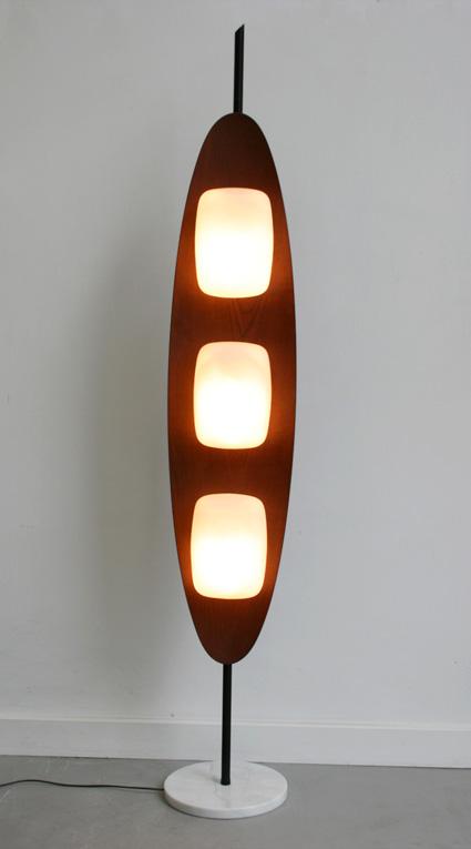 Lampe Regiani de 1960
