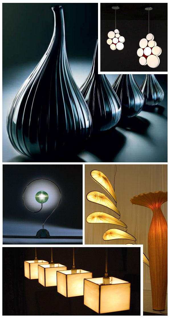 luminaires design chez Bloch Design