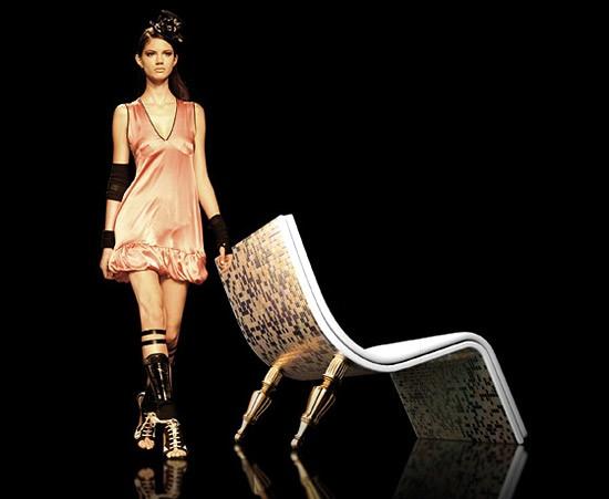 Défilé de fauteuil Ventury Paris