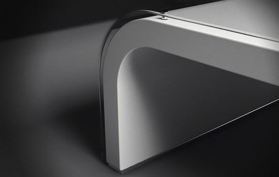 table basse Ventury Paris - détail