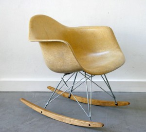 Rocking Chair Charles et Ray Eames