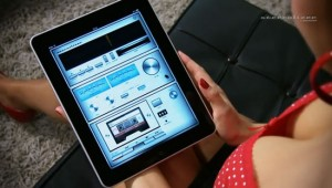 Appli Stereolizer pour ipad