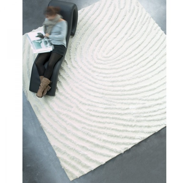 tapis design carré