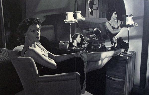 """""""Chambre"""" de Matteo Mezzetta"""