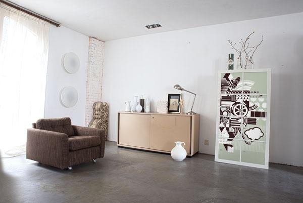 Habillage pour meubles ikea