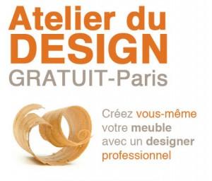 Atelier du design chez l'Edito