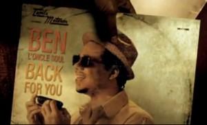 La chanson du vendredi - Ben l'Oncle Soul - Soulman
