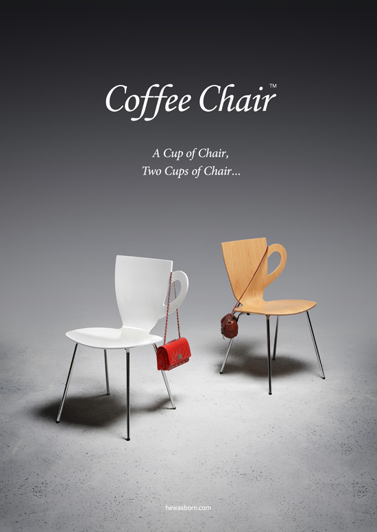 La chaise Coffee Chair