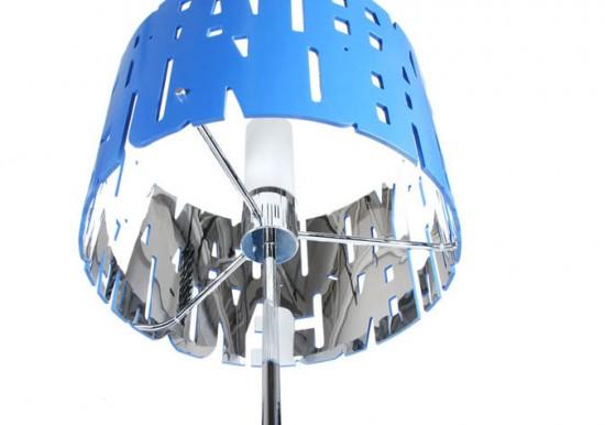 """lampadaire """"Camus"""" détail"""