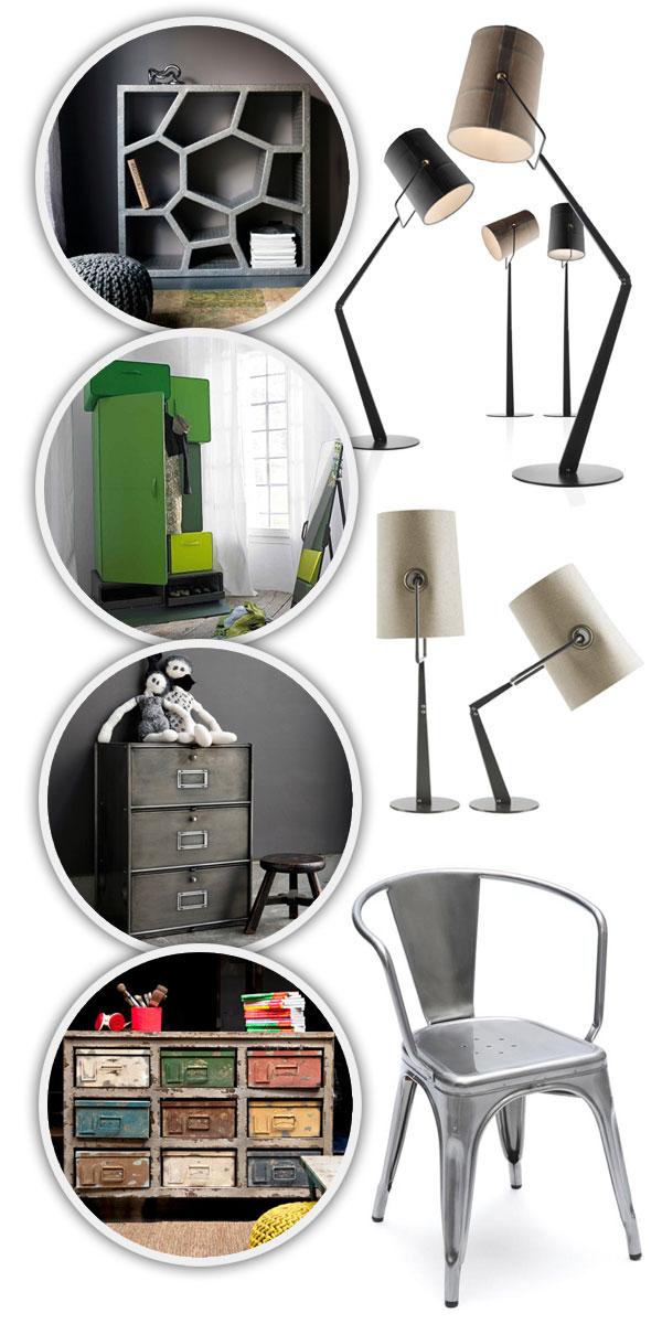 boutique de mobilier et objets vintages design
