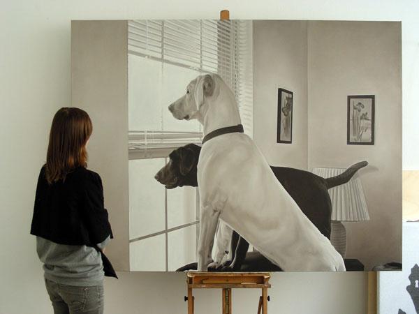 """""""Dogs"""" de Matteo Mezzetta"""