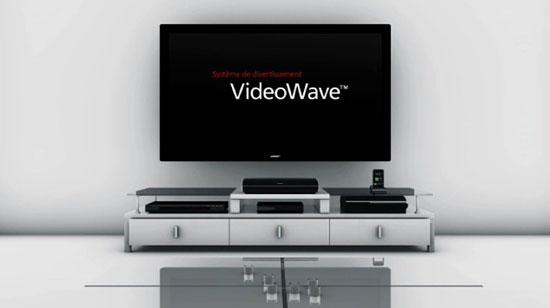 Système audiovisuel VideoWave de Bose