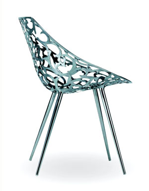 Chaise Miss Lacy par Philippe Starck