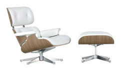 Fauteuil Lounge Charles et Ray Eames