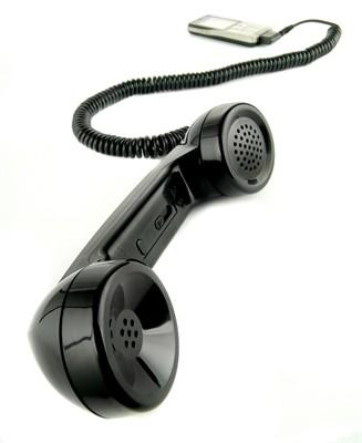 combiné pour téléphone mobile