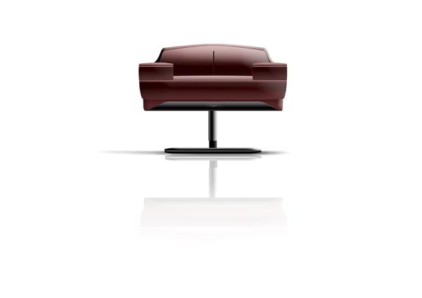 fauteuil design Aston Martin