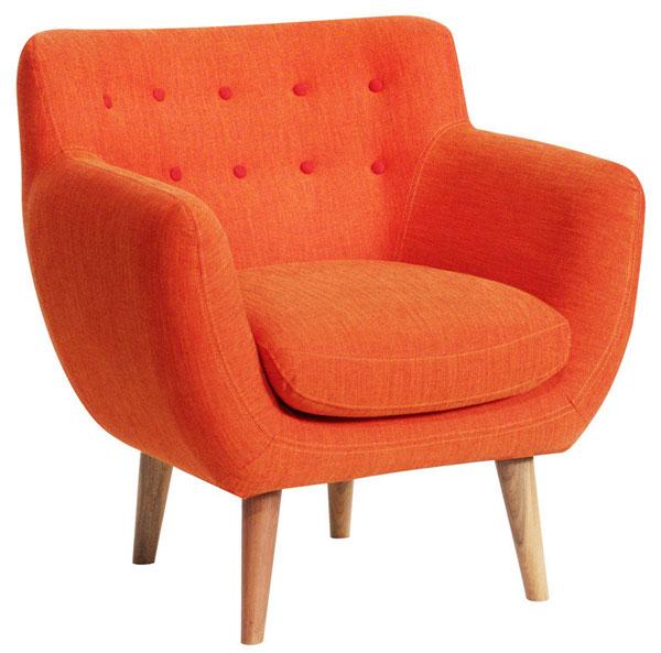 Canap s et fauteuils design vintage tendance 50 39 s for Fauteuil canape design