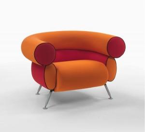 Fauteuil design Giacomino