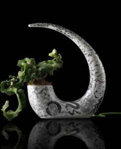 green lantern par Romolo Stanco