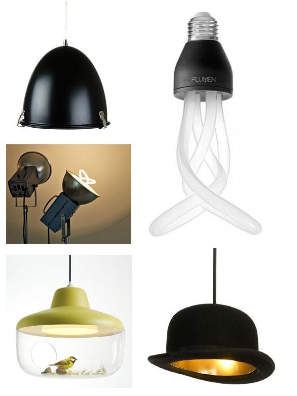 luminaires, suspensions