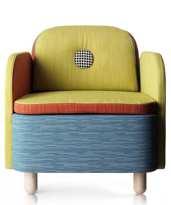 "fauteuil design ""Boop"""