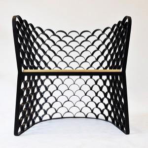 chaise design Koi