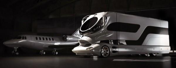 Camping Car Marchi Mobile - rapport de taille