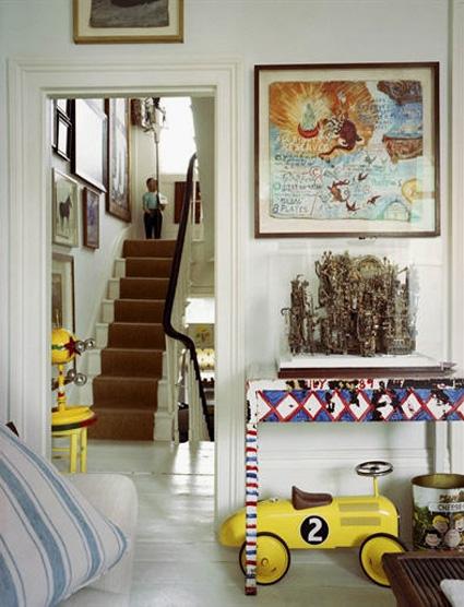 Ambiances vintage design bois et cuir pour votre int rieur for Belle decoration d interieur