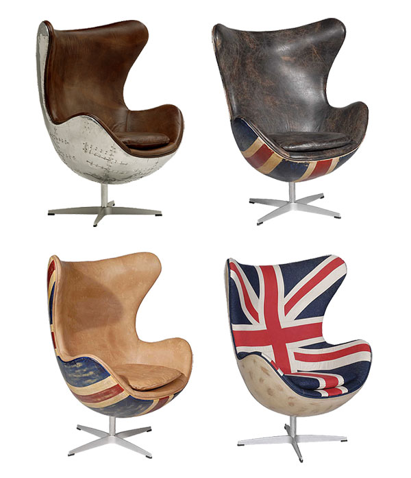 Fauteuils egg chair