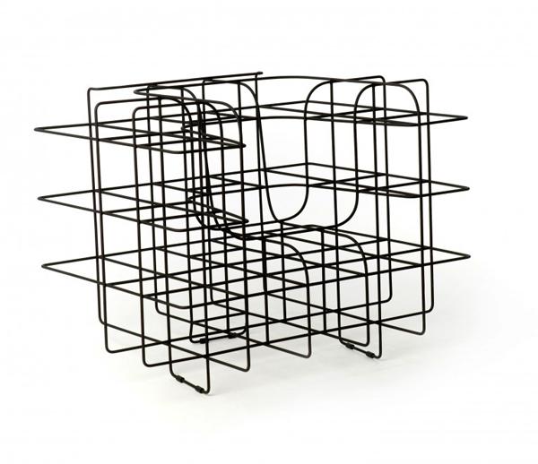 Fauteuil design Comfy Cargo Chair - vide