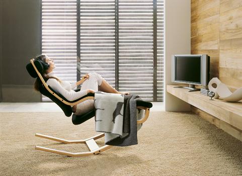 fauteuil zéro garvité
