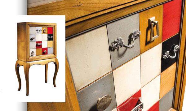 meubles design Lola Glamour petite commode