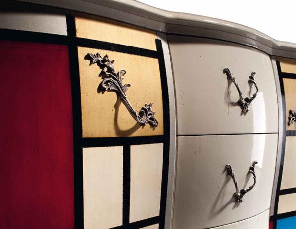 meubles design Lola Glamour détails
