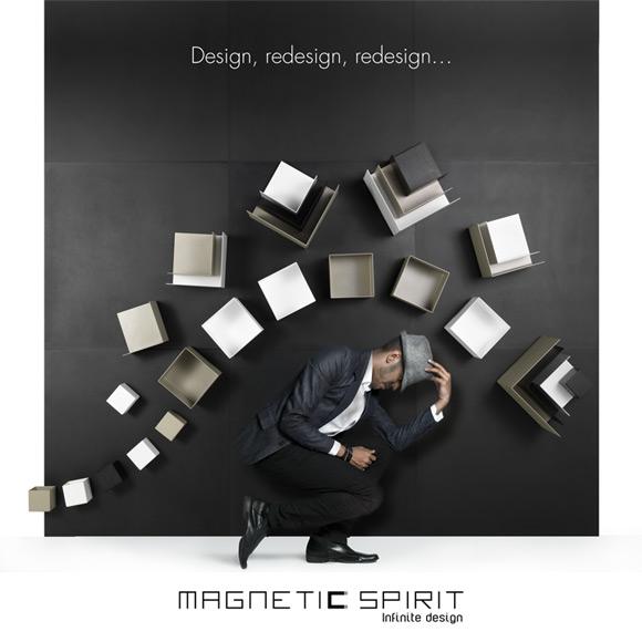 Magnetic Spirit, laissez libre court à votre imagination