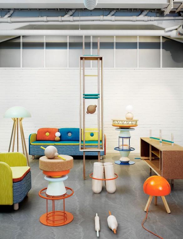 exemples de mobilier design
