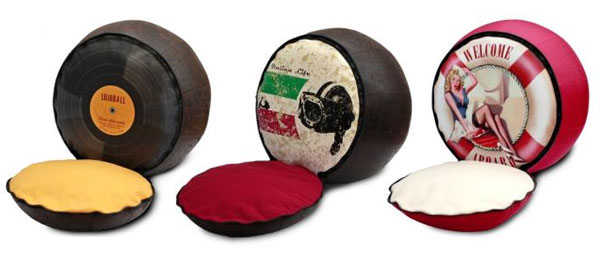 Les poufs design Lojo Ball