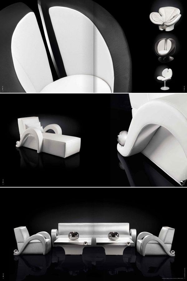 Meubles et objets design Vanin Giancarlo