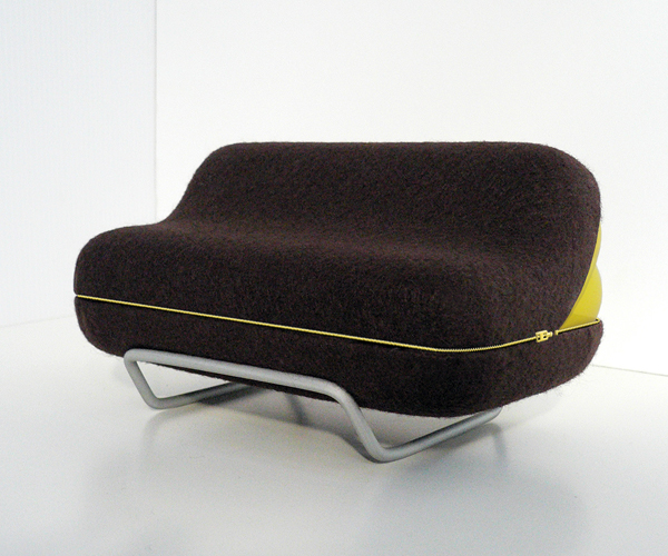 Canapé lit Eclosion par Olivier Gregoire