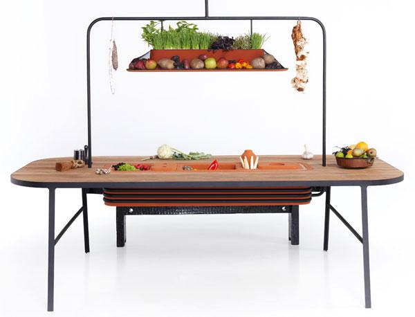 Philips invente la cuisine du futur