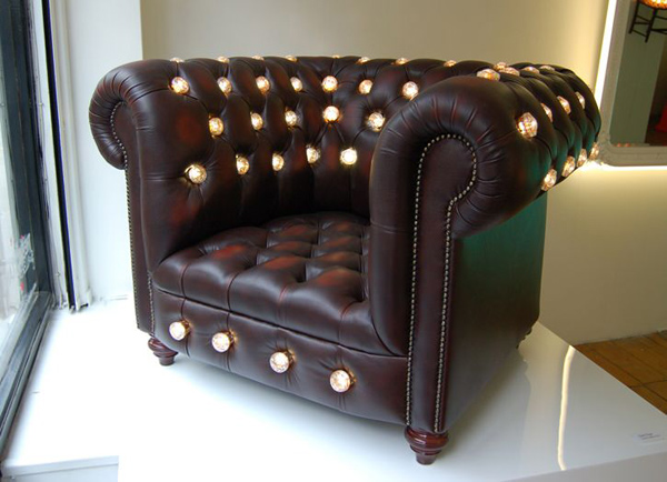 fauteuil club chesterfield Lee Broom