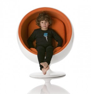 Ball Chair par Aero Aarnio