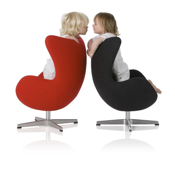 Egg Chair par Jacobsen