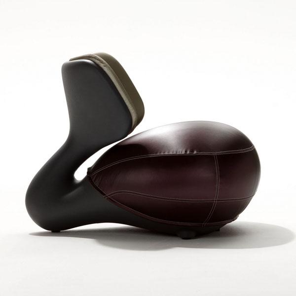 Fauteuil design Marlin
