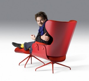 Le designer Jaime Hayon
