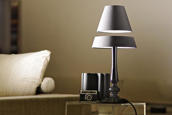 Lampe Silhouette