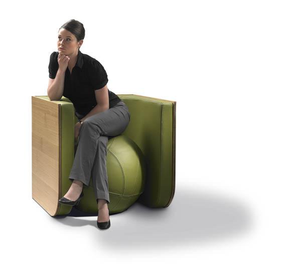 La position chaise
